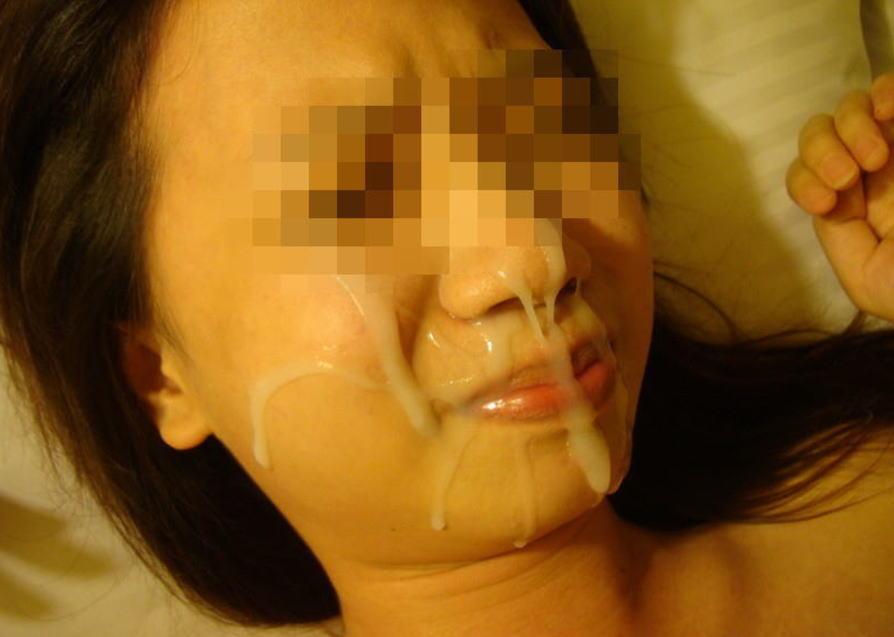精子 顔射 ぶっかけ エロ画像【36】