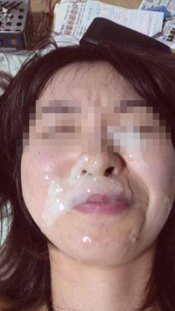 精子 顔射 ぶっかけ エロ画像【39】