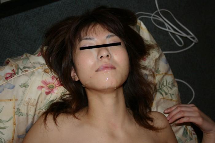 精子 顔射 ぶっかけ エロ画像【46】