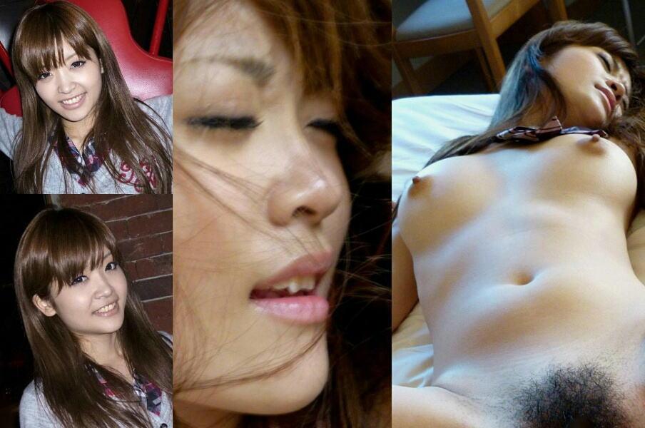 脱ぐ前 脱いだ後 着衣 脱衣 全裸 比較 ヌード エロ画像【19】