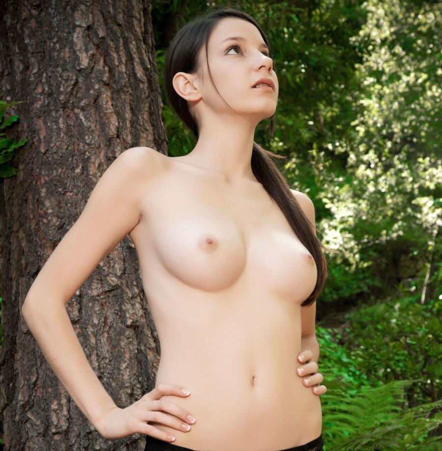 美乳 白人 美女 外国人 エロ画像【14】