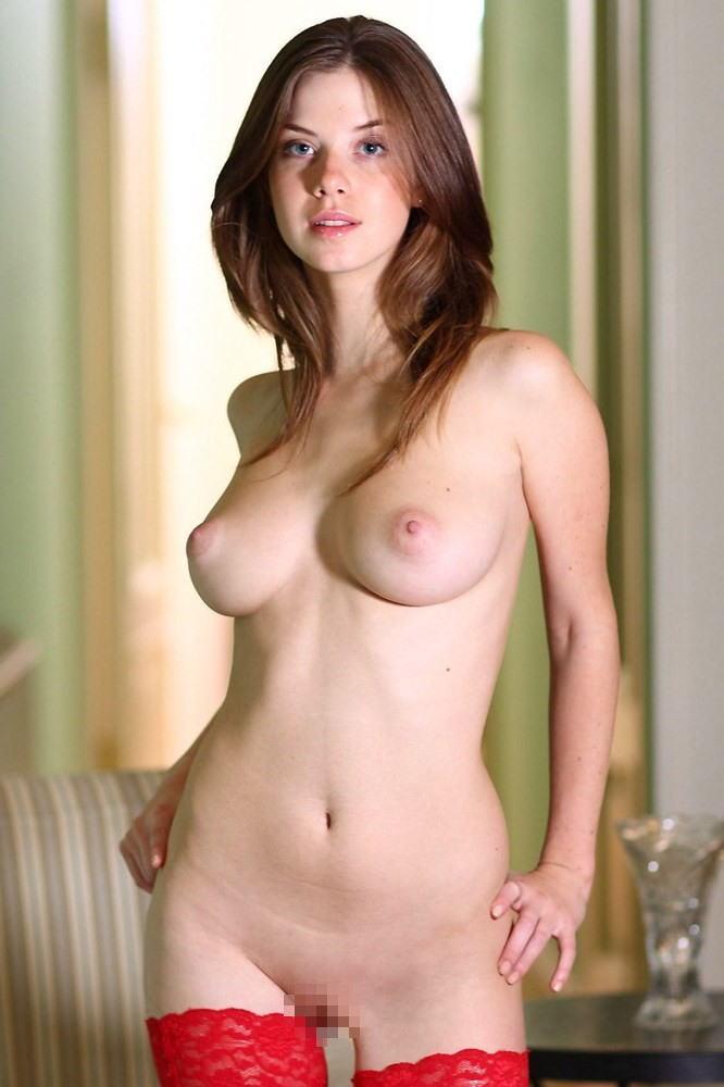 美乳 白人 美女 外国人 エロ画像【25】
