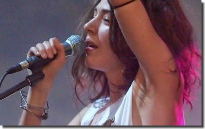 女優・歌手・海外セレブのワキ毛お宝画像集 ③