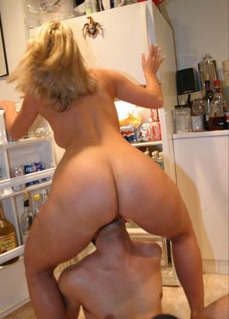 全裸 冷蔵庫 日本人 外国人 比較 エロ画像【1】