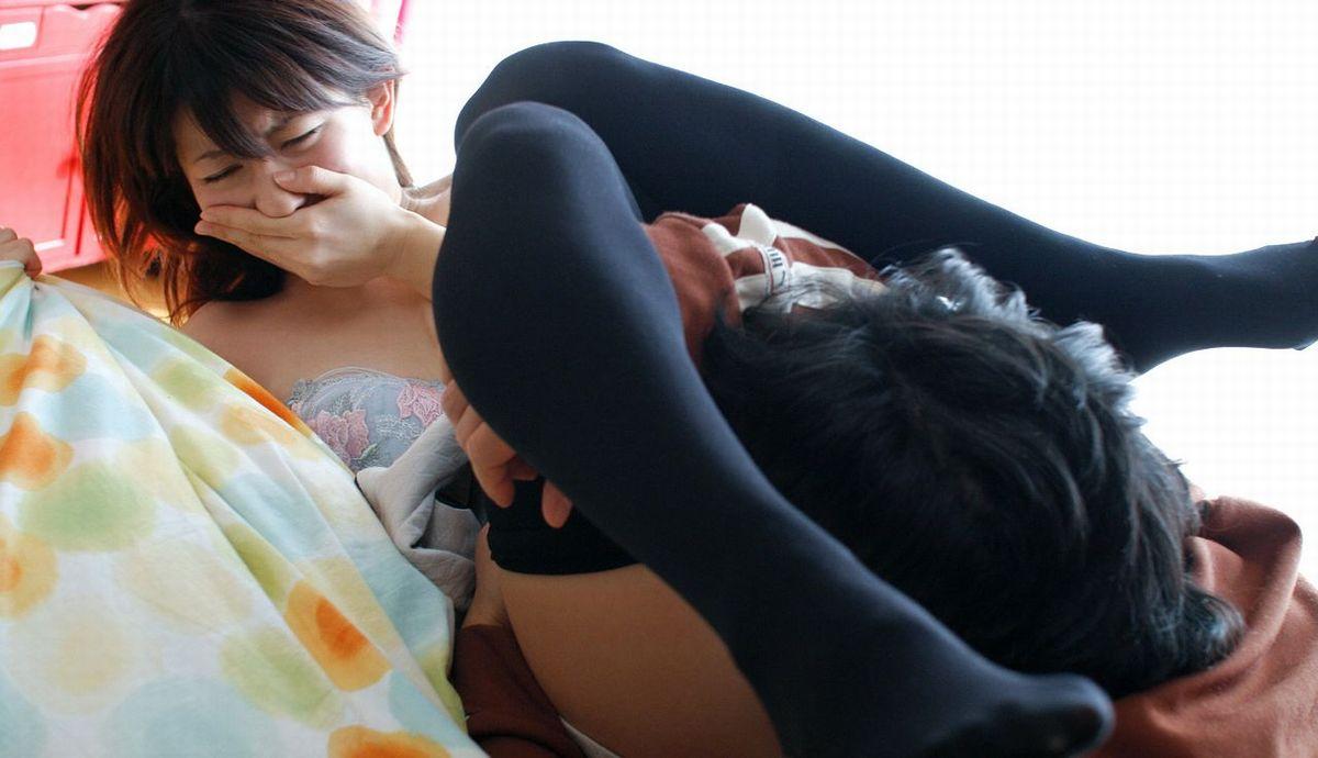 クンニ 舌技 感じる アヘ顔 イキ顔 エロ画像【28】
