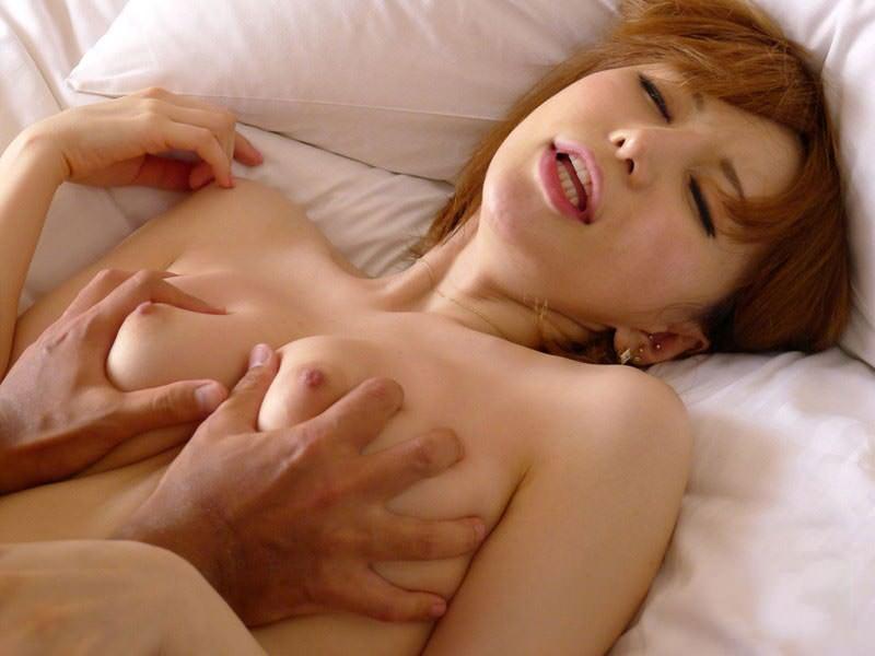 美女 おっぱい 揉む 美人 パイモミ エロ画像【23】