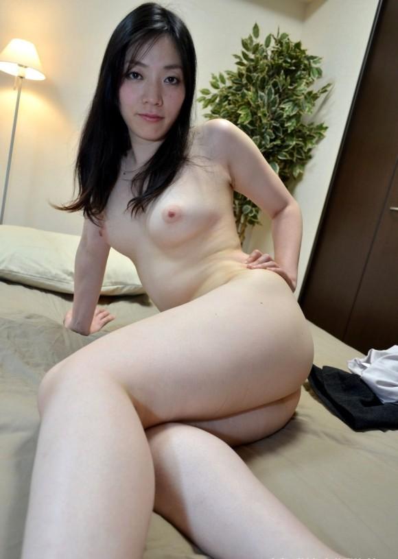 綺麗 おばさん 全裸 美熟女 ヌード エロ画像【6】