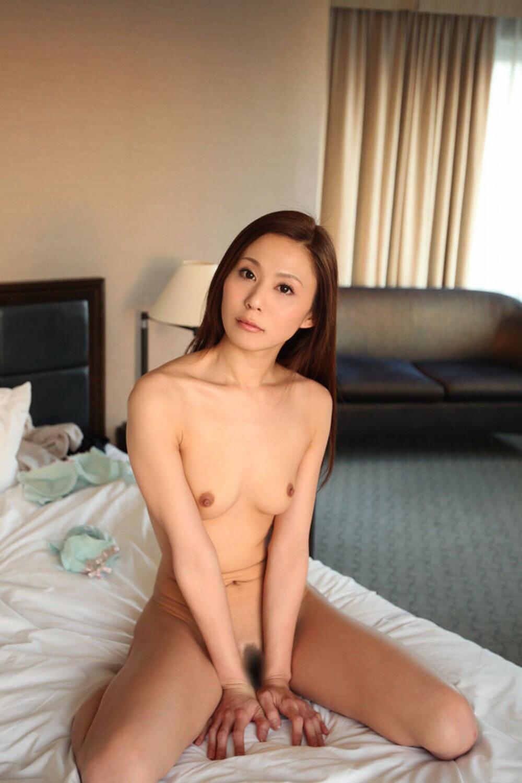 綺麗 おばさん 全裸 美熟女 ヌード エロ画像【16】