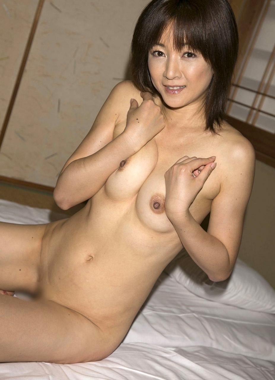 全裸熟女 綺麗 おばさん 全裸 美熟女 ヌード エロ画像【18】