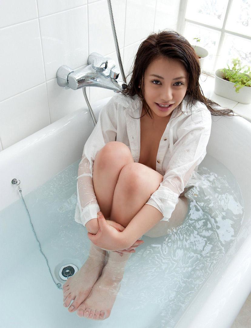 裸 白シャツ 一枚 ホワイト ヌード エロ画像【14】