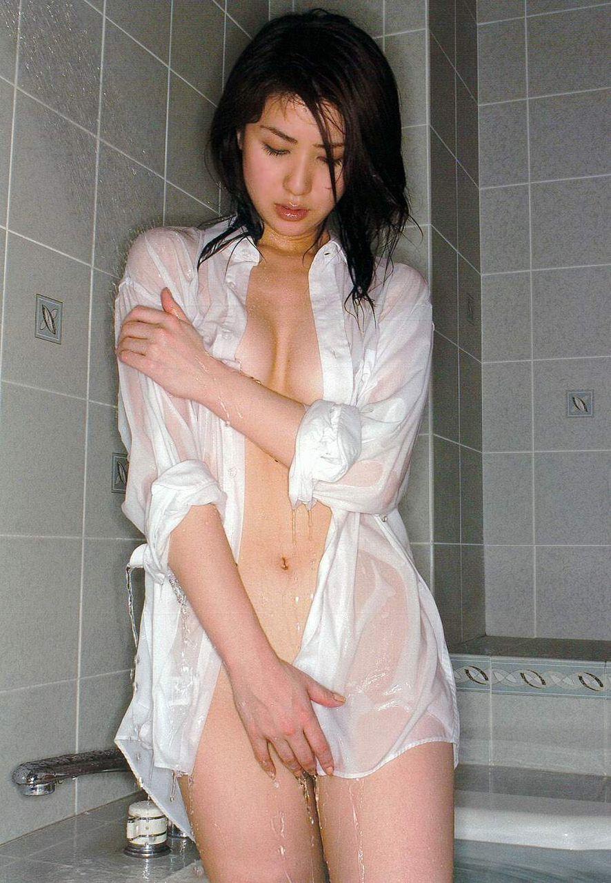 裸 白シャツ 一枚 ホワイト ヌード エロ画像【29】