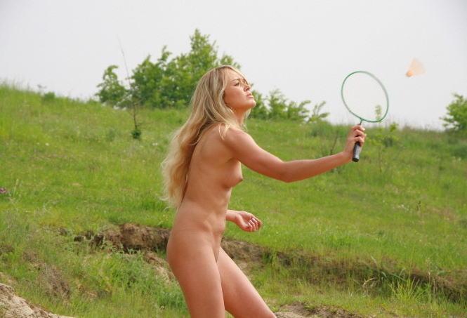 バドミントン オリンピック競技 全裸 アスリート ヌード スポーツ エロ画像【13】
