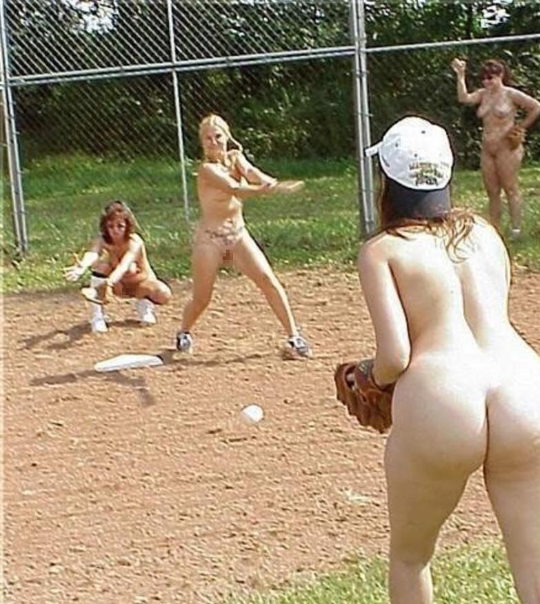 ソフトボール オリンピック競技 全裸 アスリート ヌード スポーツ エロ画像【23】