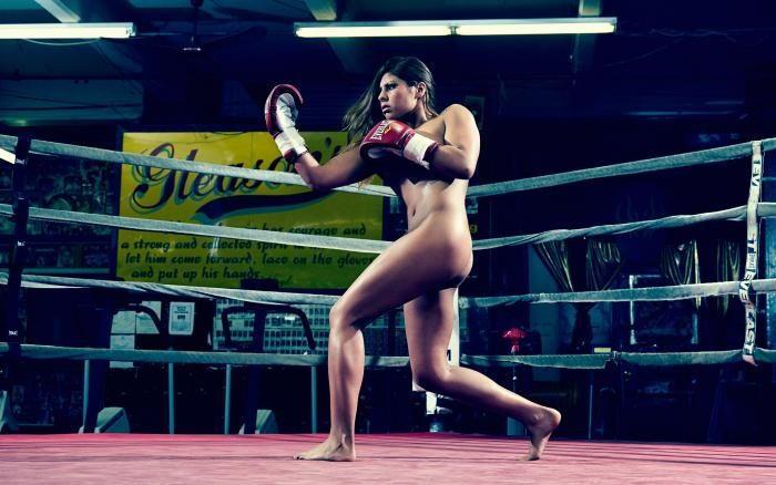ボクシング オリンピック競技 全裸 アスリート ヌード スポーツ エロ画像【31】