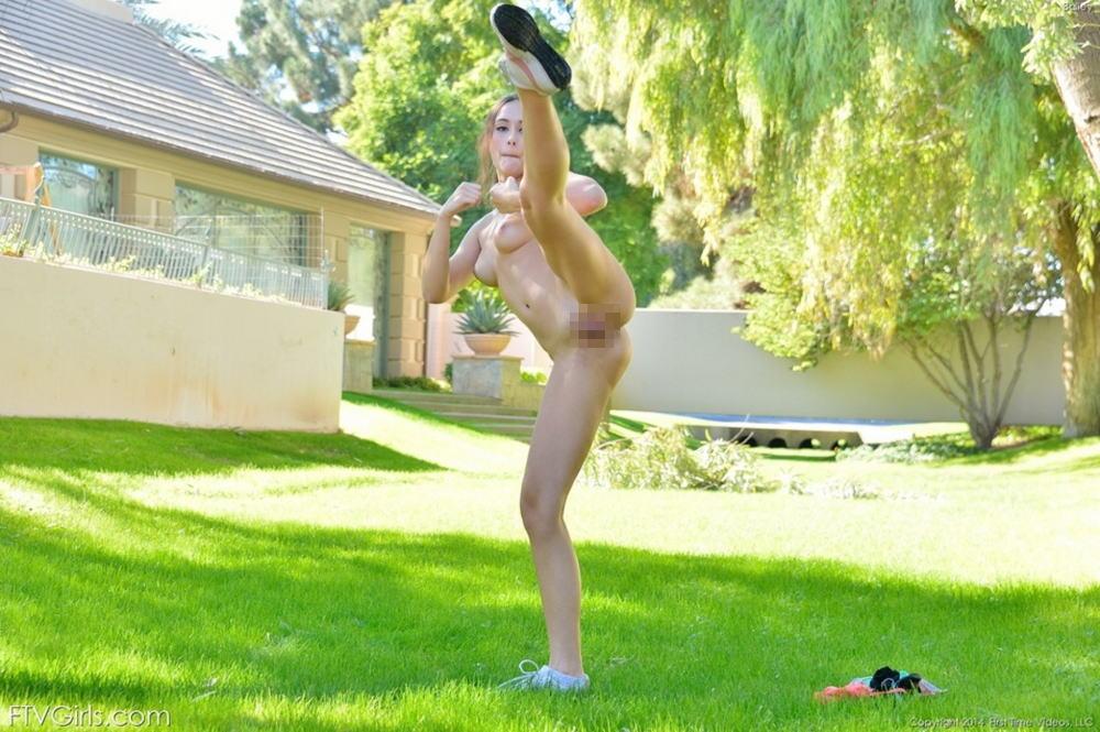 テコンドー オリンピック競技 全裸 アスリート ヌード スポーツ エロ画像【32】