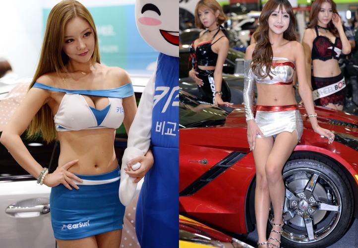 股間が正直になる韓国のキャンギャル画像 part10