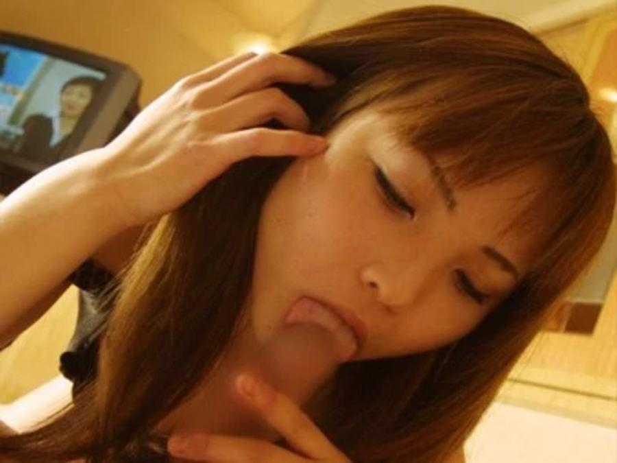 モテ仕草 フェラ 髪の毛 耳にかける かきあげる エロ画像【9】