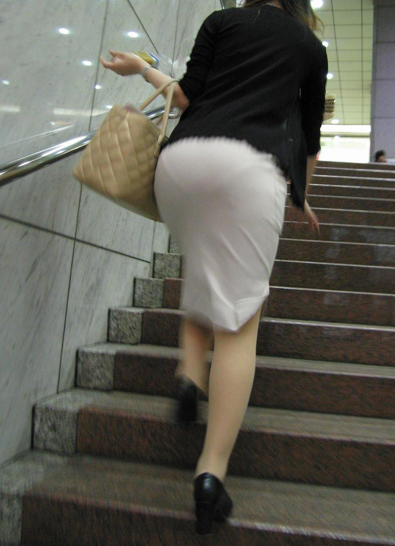 パンツ 透け過ぎ 丸分かり 透けパン エロ画像【15】