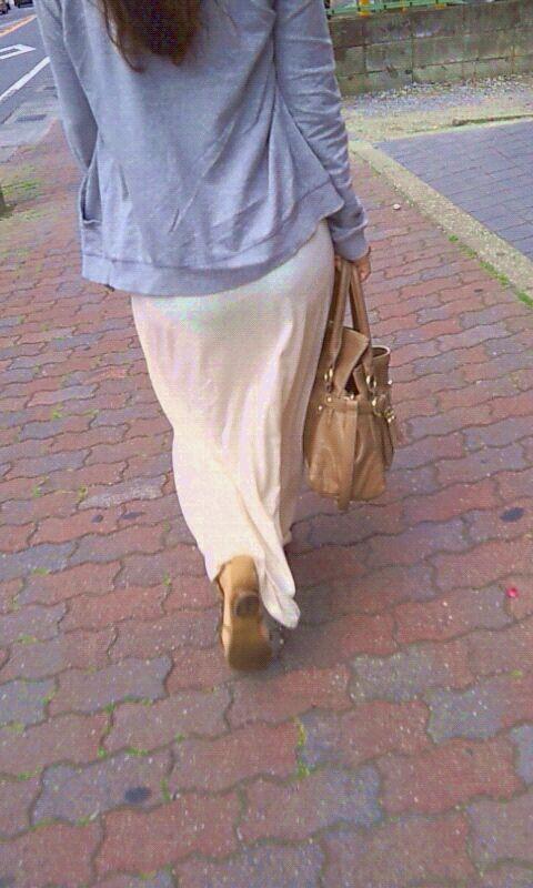 パンツ 透け過ぎ 丸分かり 透けパン エロ画像【26】