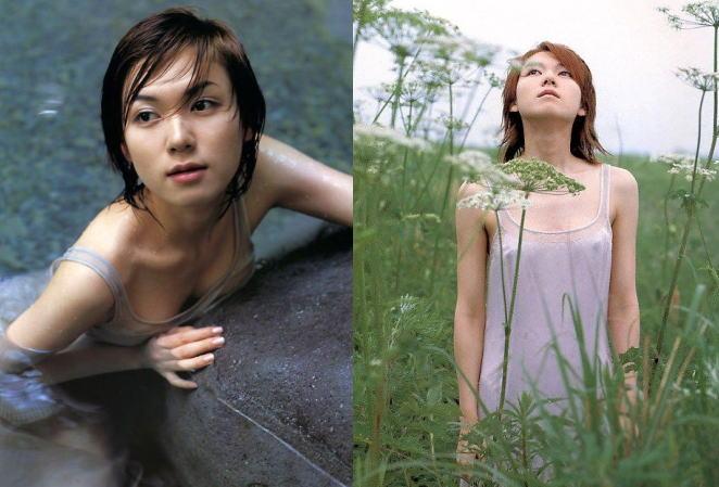 小嶺麗奈(36)セミヌードに過激濡れ場エロすぎ!これはジャニーズ田口も結婚するわww【エロ画像】