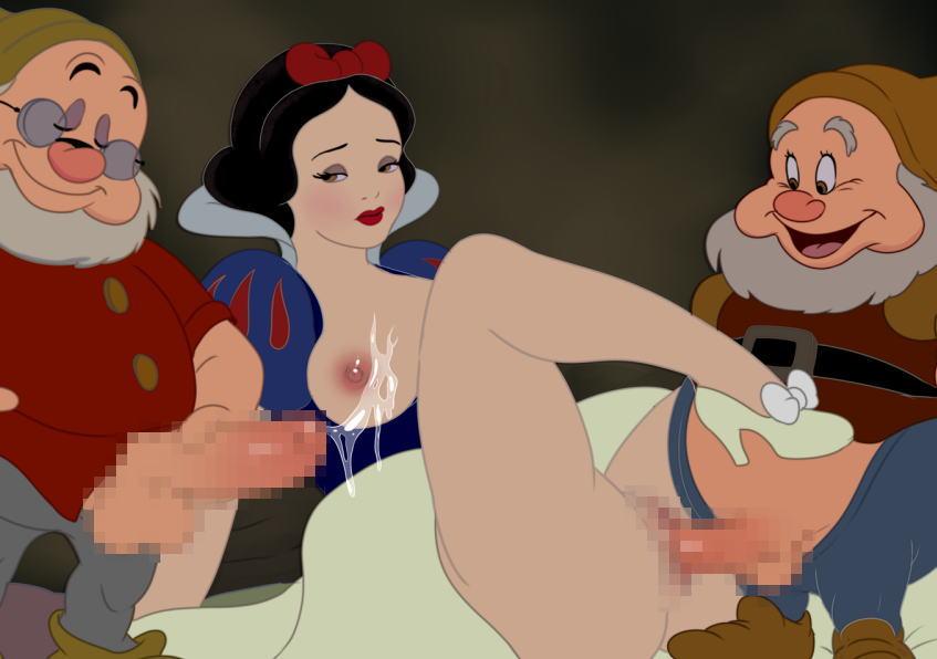 白雪姫 ディズニー プリンセス 二次元 エロ画像【2】