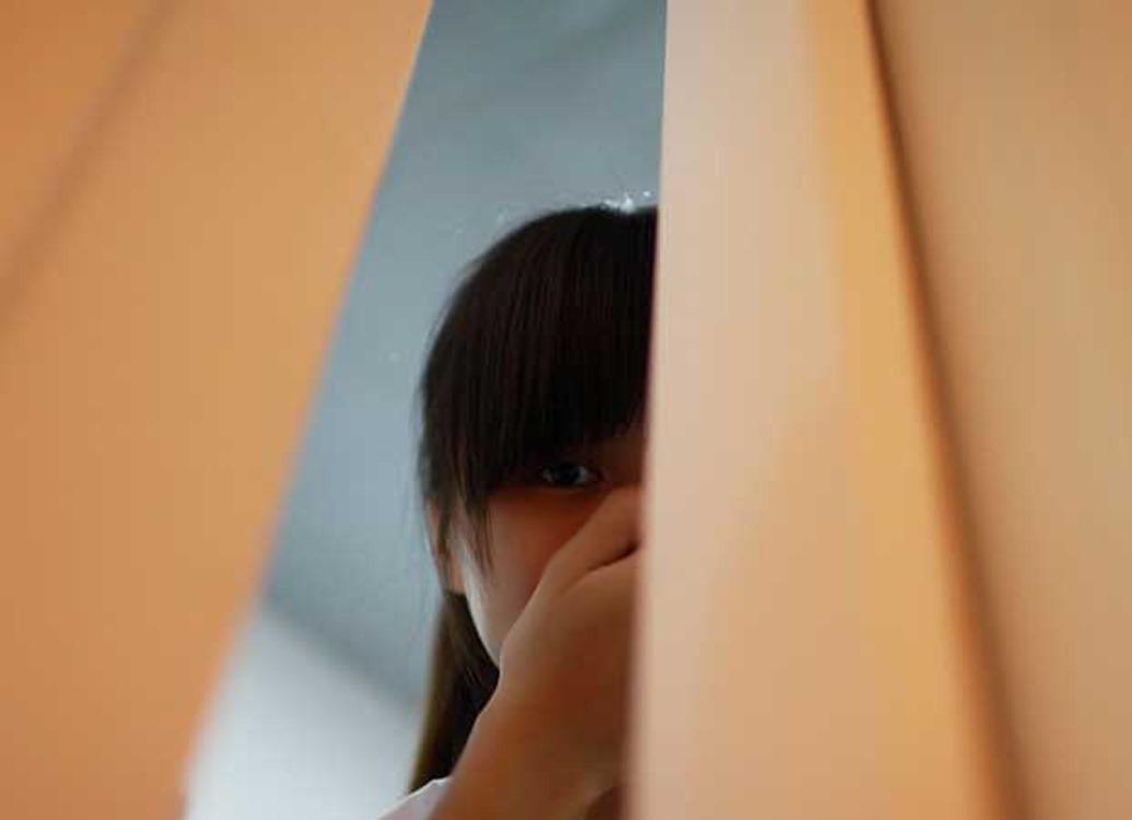 お風呂 着替え ドア 隙間 覗く エロ画像【34】