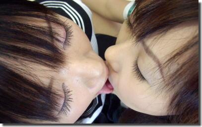 女子校に多い制服JKのレズキス画像ください ③