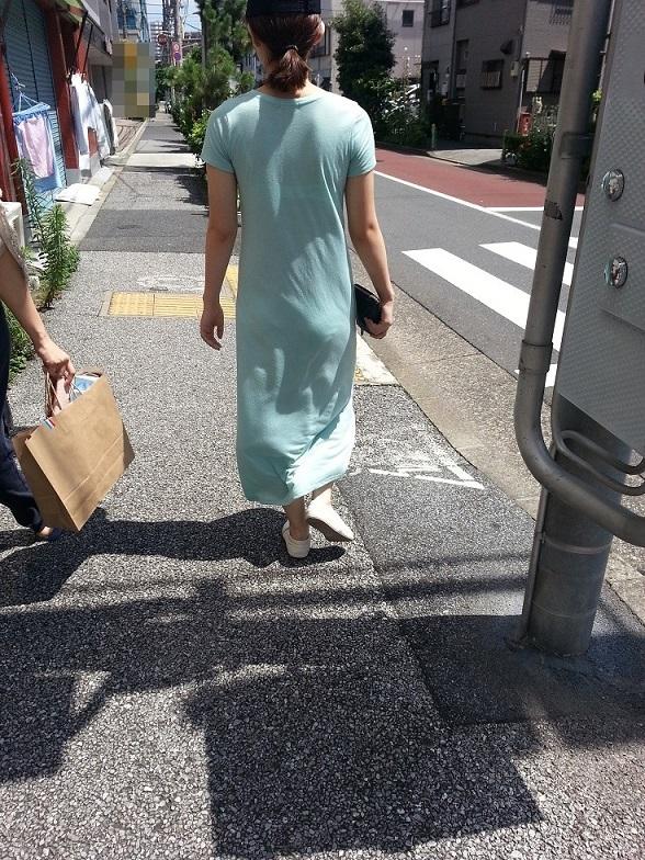 パンツ ブラジャー 同時 透ける 透けパン 透けブラ エロ画像【18】