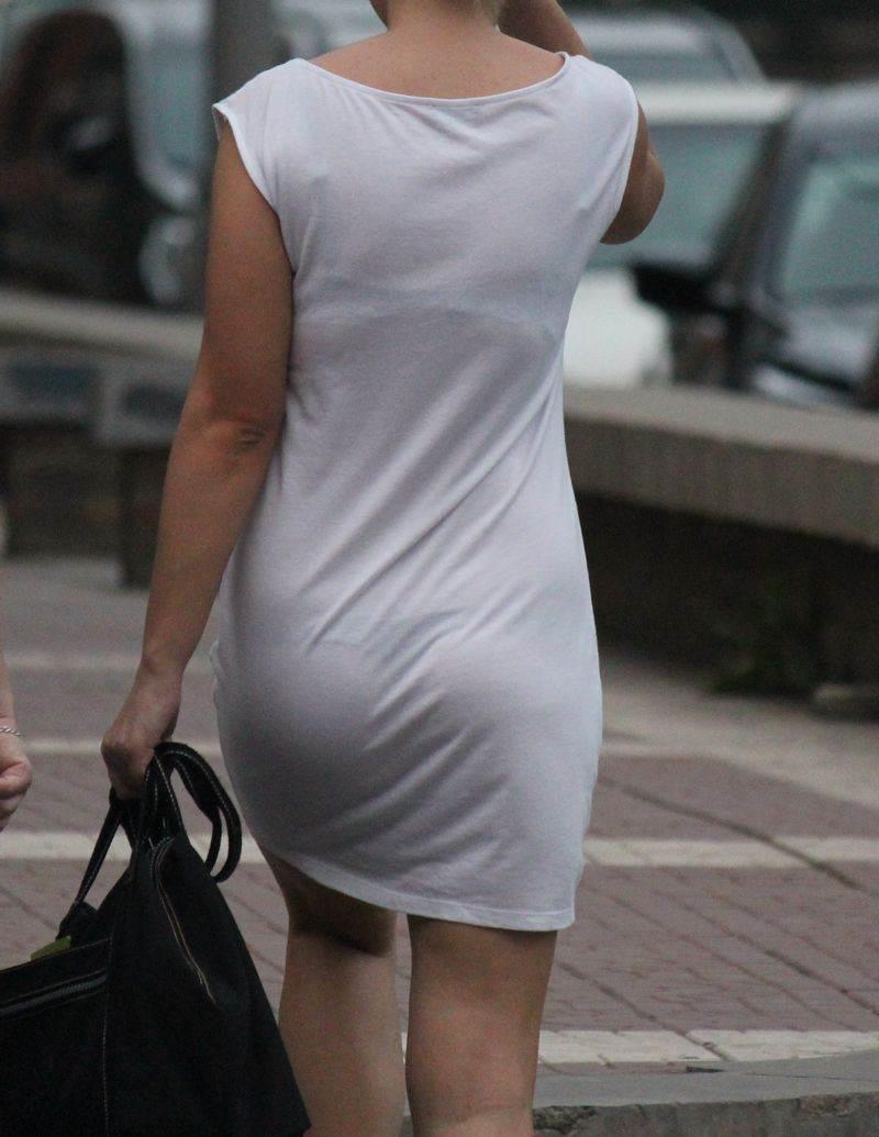 パンツ ブラジャー 同時 透ける 透けパン 透けブラ エロ画像【24】
