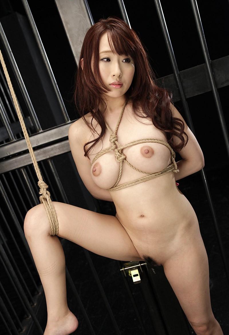 全裸 縄 縛る 緊縛 ヌード エロ画像【8】