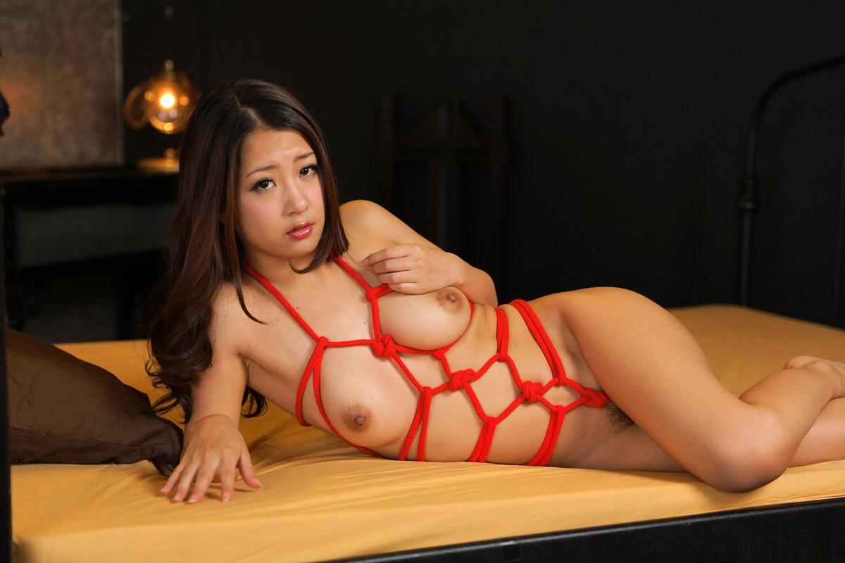 全裸 縄 縛る 緊縛 ヌード エロ画像【18】