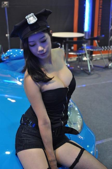 韓国 キャンギャル RQ 美女 エロ画像【5】