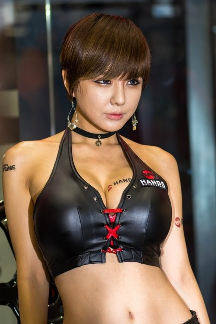 韓国 キャンギャル RQ 美女 エロ画像【6】