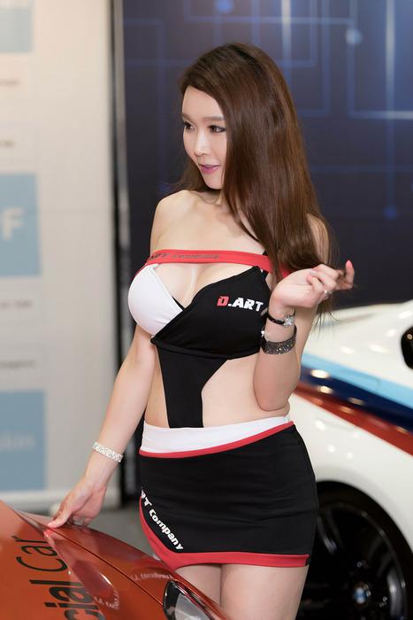 韓国 キャンギャル RQ 美女 エロ画像【11】