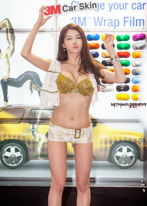 韓国 キャンギャル RQ 美女 エロ画像【17】