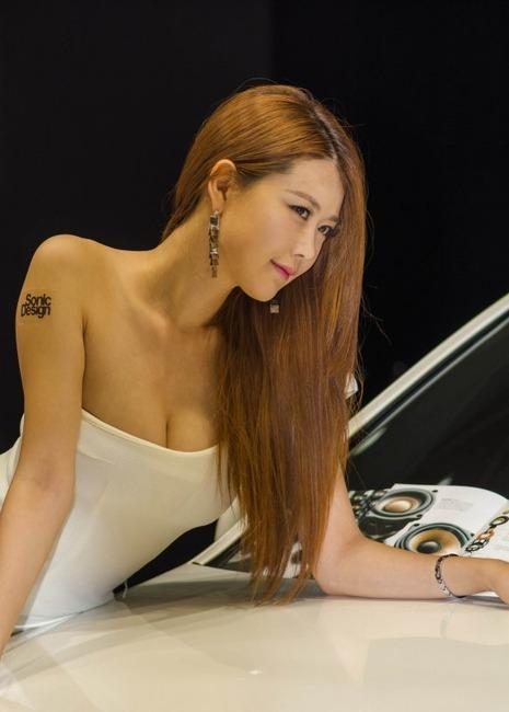 韓国 キャンギャル RQ 美女 エロ画像【21】
