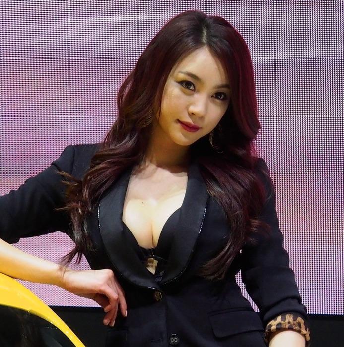 韓国 キャンギャル RQ 美女 エロ画像【28】
