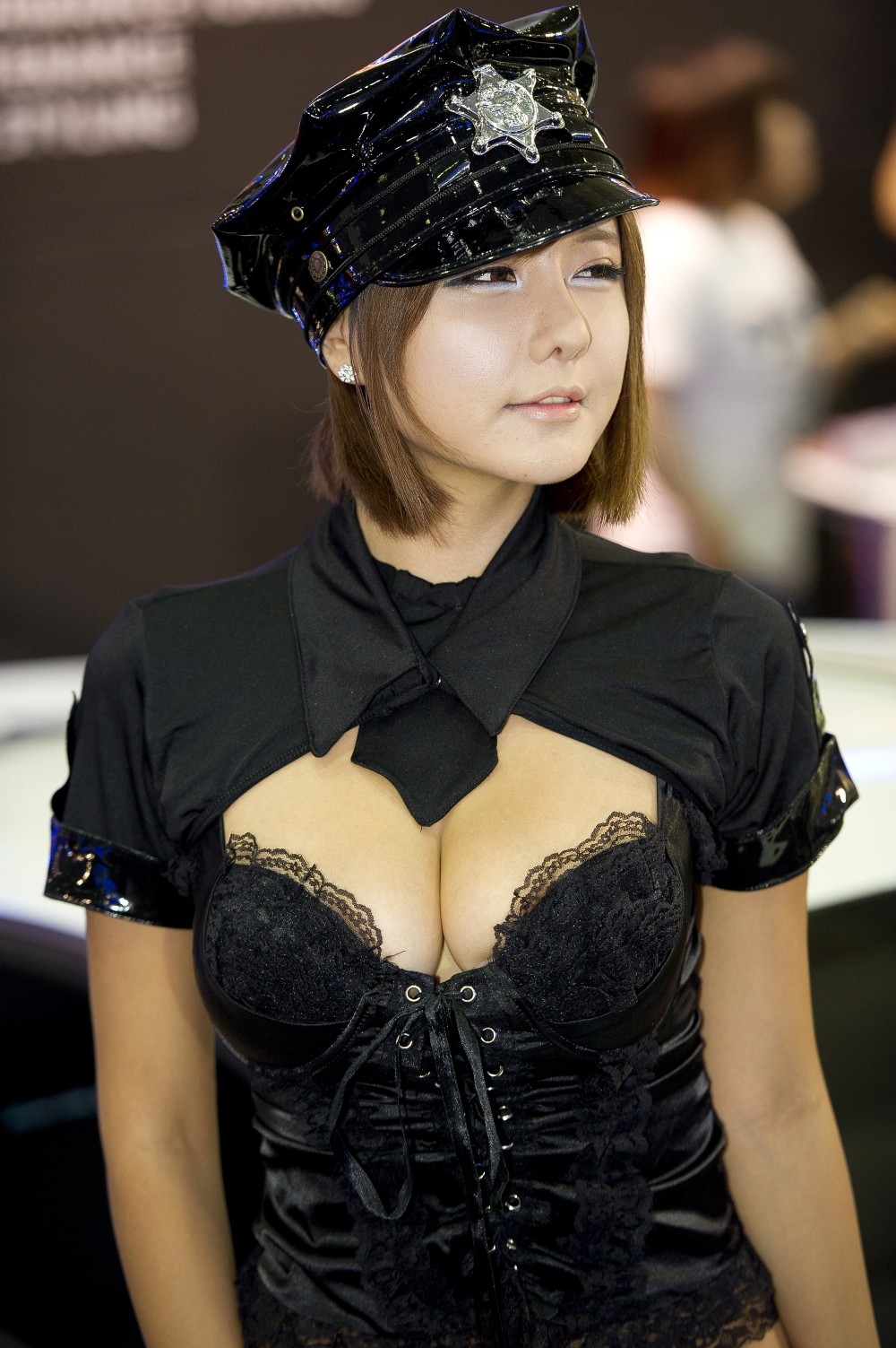 韓国 キャンギャル RQ 美女 エロ画像【34】