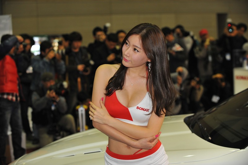 韓国 キャンギャル RQ 美女 エロ画像【39】