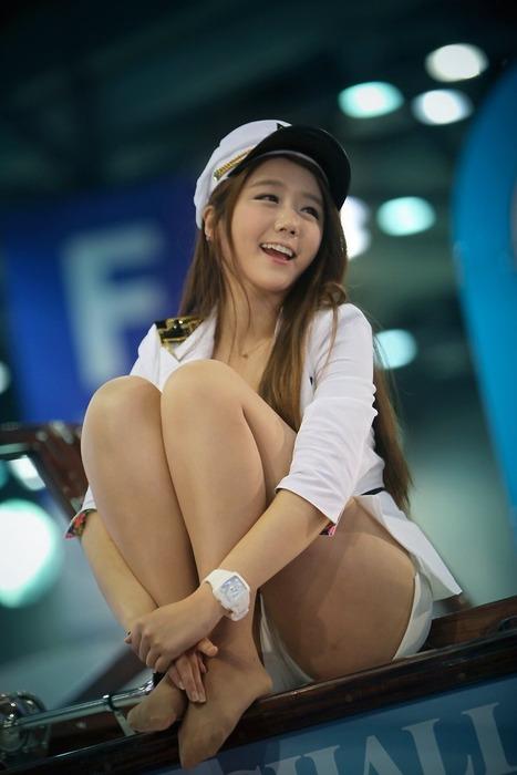 韓国 キャンギャル RQ 美女 エロ画像【40】