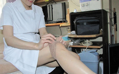 ナースは熟女!現実的なおばちゃん看護婦のエロ画像 ③