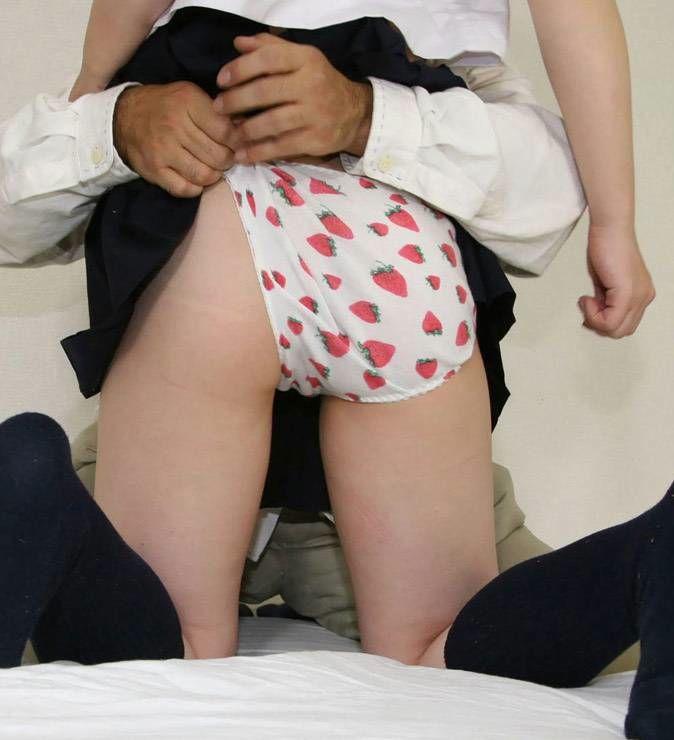 苺 パンツ いちご100% エロ画像【16】