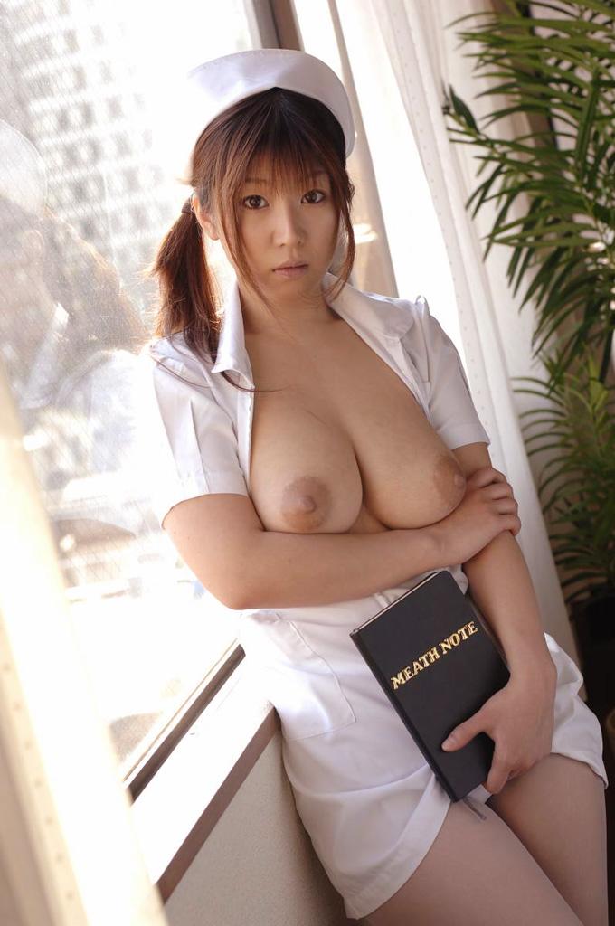 巨乳 ナース おっぱい 大きい 看護師 エロ画像【25】