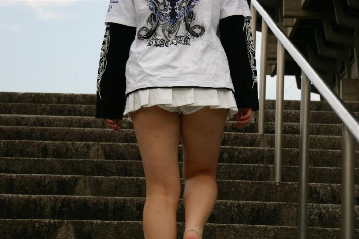 パンツ ミニスカ パンチラ 街撮り エロ画像【16】
