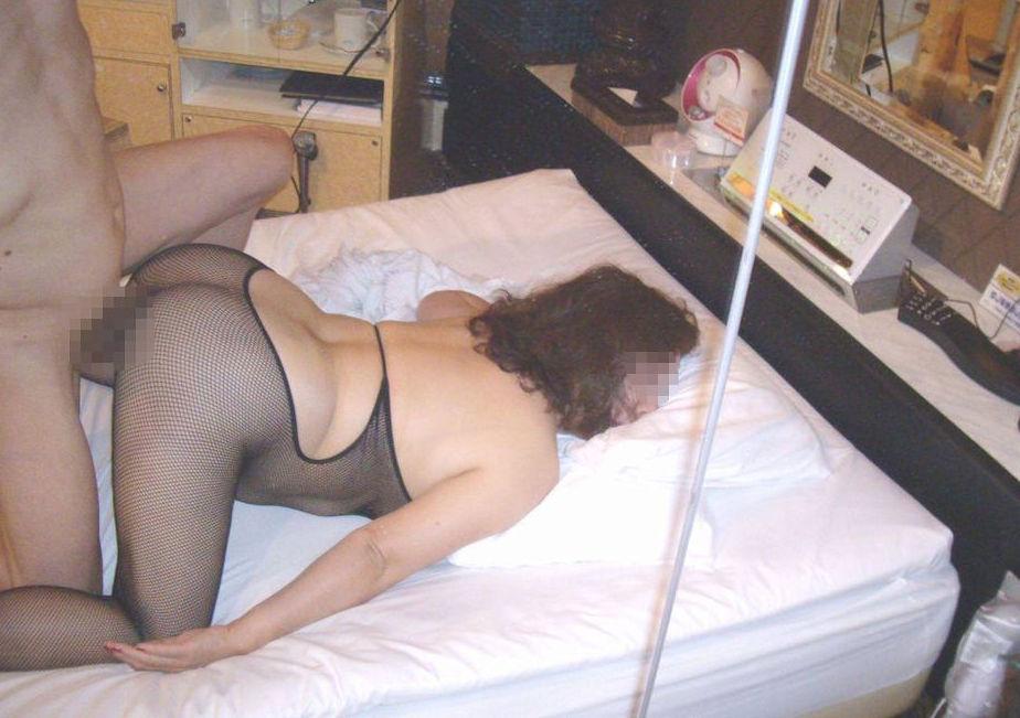 ストッキング タイツ 後背位 セックス エロ画像