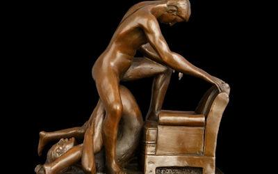 彫刻・銅像がエロスな芸術作品画像集 ①