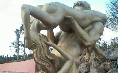 彫刻・銅像がエロスな芸術作品画像集 ③