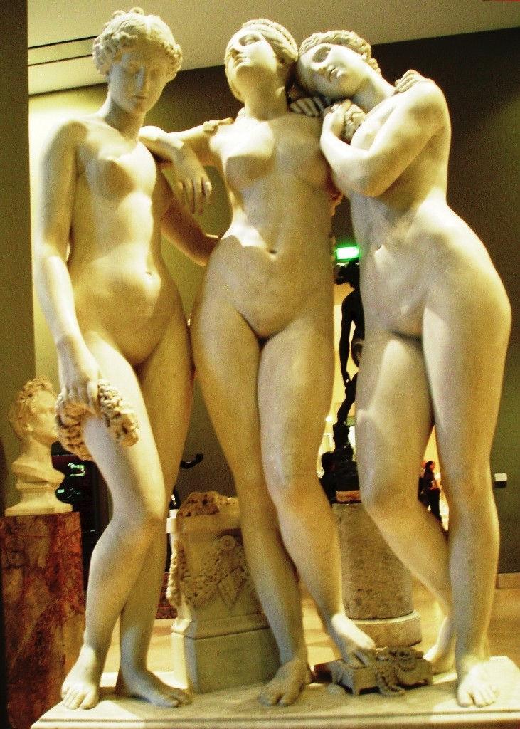 彫刻 銅像 エロス 芸術 作品 エロ画像【16】