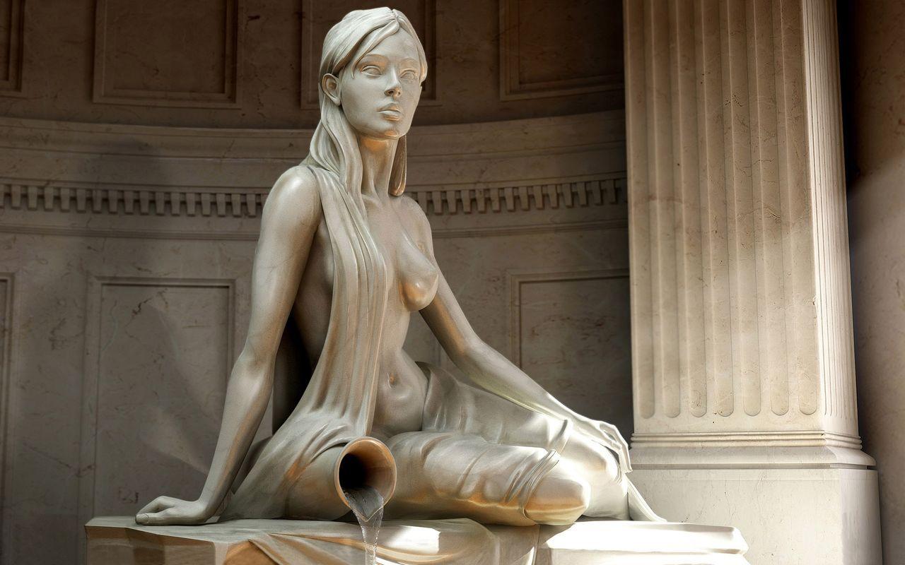 彫刻 銅像 エロス 芸術 作品 エロ画像【20】