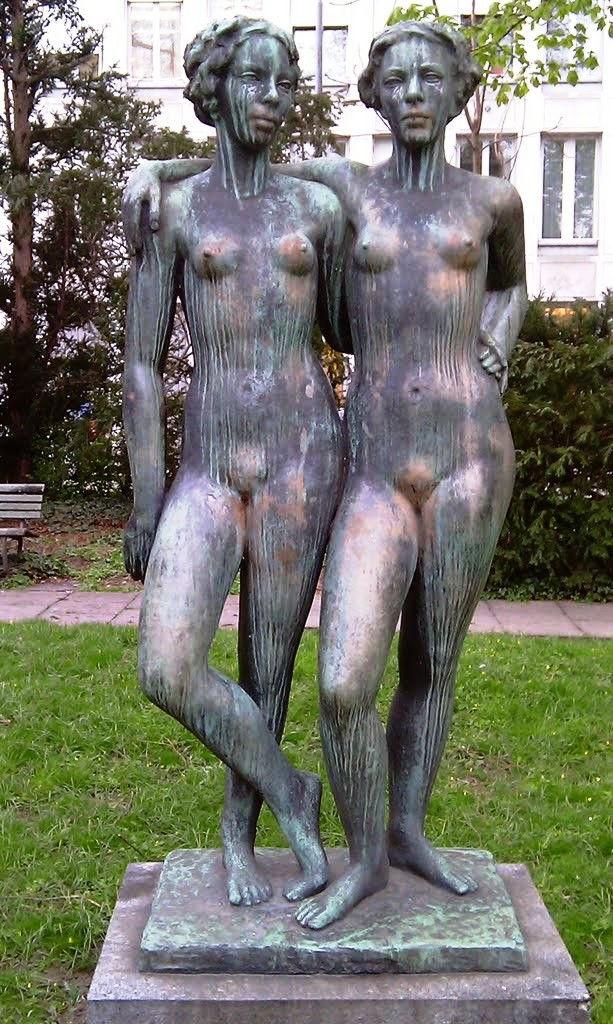 彫刻 銅像 エロス 芸術 作品 エロ画像【27】